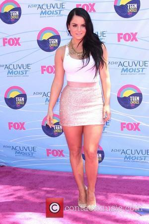 JoJo  The 2012 Teen Choice Awards held at the Gibson Amphitheatre - Arrivals  Universal City, California - 22.07.12