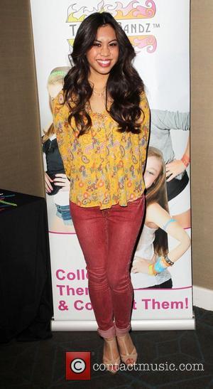 Ashley Argota KIIS 102.7 Teen Choice Awards Lounge - Arrivals held at The W Hotel  Los Angeles, California -...