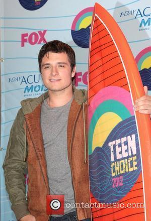 Josh Hutcherson To Play At Annual Celebrity Basketball Game