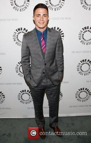 Colton Haynes MTV's Teen Wolf Season Two Premiere Screening & Panel at the Beverly Center - Arrivals Beverly Hills, California...