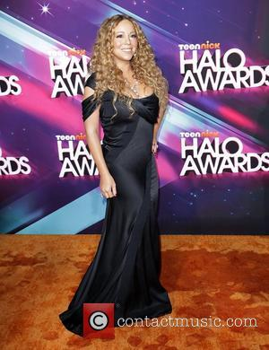 Mariah Carey  Nickelodeon's 2012 TeenNick HALO Awards, held at the Hollywood Palladium - Arrivals Hollywood, California - 17.11.12
