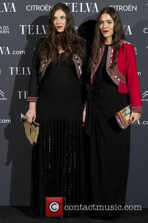 Tatiana Santo Domingo, Dana Alikhani, Telva Fashion Awards and Palace Hotel