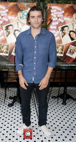 Oscar Isaac '10 Years' brunch reunion event, held at Hotel Chantelle - Arrivals New York City, USA - 16.09.12