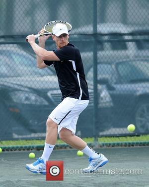 Kevin McKidd  23rd Annual Chris Evert/Raymond James Pro-Celebrity Tennis Classic at Delray Beach Tennis Center Delray Beach, Florida -...