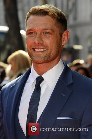 John Partridge Tesco Mum of the Year Awards held at the Waldorf Hilton - Outside Arrivals  London, England -...