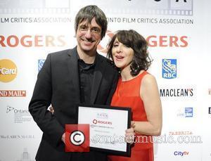 Philippe Falardeau and Andrea Martin  15th Annual Toronto Film Critics Association Awards at The Carlu Toronto, Canada - 10.01.12