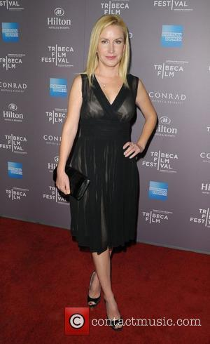 Angela Kinsey 2012 Tribeca Film Festival and American Express LA reception held at The Beverly Hilton Hotel  Beverly Hills,...
