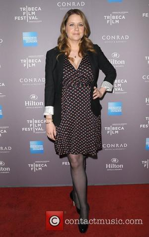 Jenna Fischer 2012 Tribeca Film Festival and American Express LA reception held at The Beverly Hilton Hotel  Beverly Hills,...