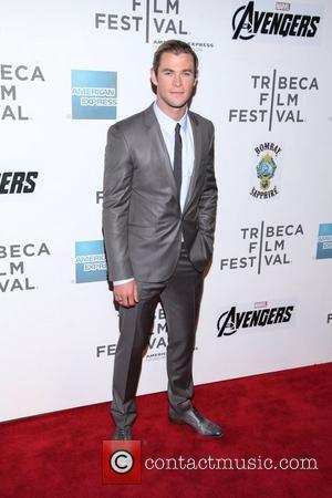 Chris Hemsworth and Tribeca Film Festival