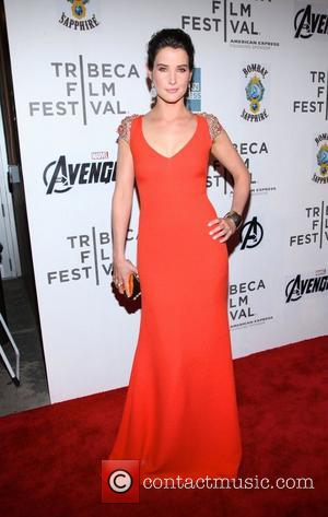 Cobie Smulders 'Marvel's The Avengers' premiere during the closing night of the 2012 Tribeca Film Festival at BMCC Tribeca PAC...