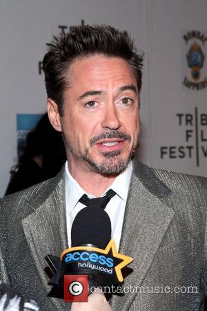 Robert Downey Jr and Tribeca Film Festival