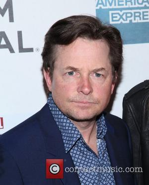 Michael J. Fox the 'Marvel's The Avengers' premiere during the closing night of the 2012 Tribeca Film Festival at BMCC...