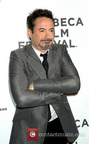 Robert Downey Jr, Cobie Smulders and Tribeca Film Festival