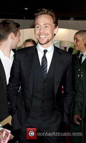 Tom Hiddleston and Tribeca Film Festival