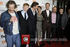 Ben Mendelsohn, Bradley Cooper, Eva Mendes and Ryan Gosling