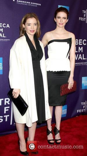 Marguerite Moreau, Bitsie Tulloch and Tribeca Film Festival