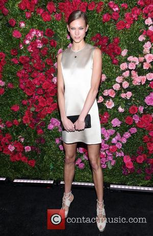 Karlie Kloss and Tribeca Film Festival