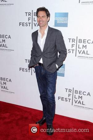 Eric McCormack,  2012 Tribeca Film Festival - 'Knife Fight' premiere - Arrivals New York City, USA - 25.04.12