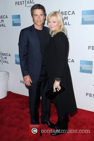 Rob Lowe and Tribeca Film Festival