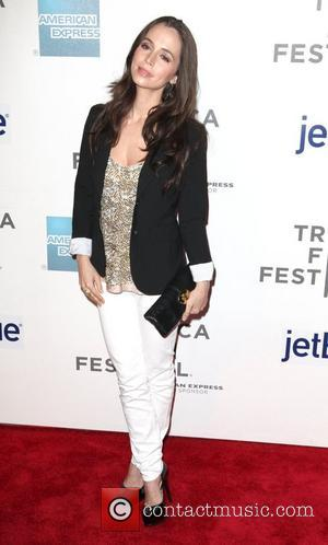 Eliza Dushku Tribeca Film Festival - Mansome - Arrivals New York City, USA - 21.04.12