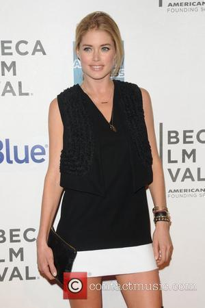 Doutzen Kroes  Tribeca Film Festival - Mansome - Arrivals New York City, USA - 21.04.12