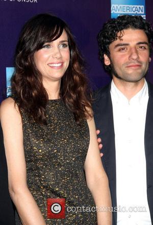 Kristen Wiig, Oscar Isaac and Tribeca Film Festival