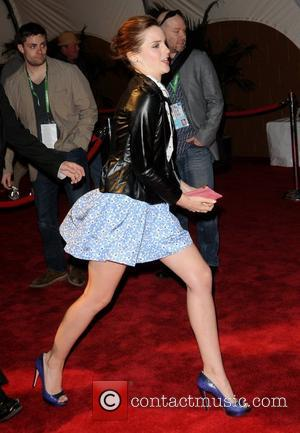Emma Watson 2012 Tribeca Film Festival - 'Struck By Lightning' - Departures New York City, USA - 21.04.12