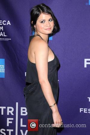 Melonie Diaz and Tribeca Film Festival