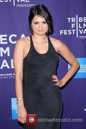 Melonie Diaz  012 Tribeca Film Festival - Supporting Characters Premiere - Arrivals New York City, USA - 20.04.12