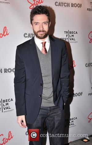 Topher Grace and Tribeca Film Festival