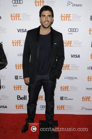 Eli Roth 2012 Toronto International Film Festival - 'The Master' - Premiere Toronto, Canada - 07.09.12