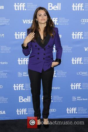 Penelope Cruz  2012 Toronto International Film Festival - 'Twice Born' photo call at TIFF Bell Lightbox.  Toronto, Canada...