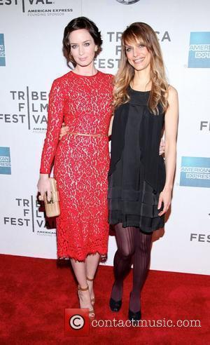 Emily Blunt and Tribeca Film Festival