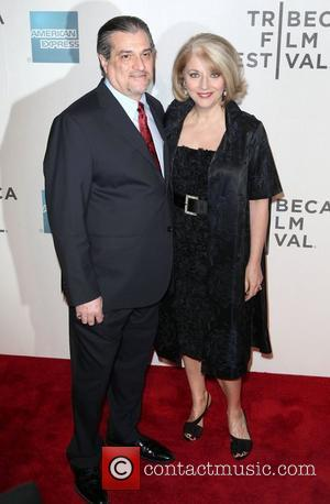 Joseph Germanotta, Cynthia Germanotta 2012 Tribeca Film Festival - 'The Zen of Bennett' premiere - Arrivals New York City, USA...