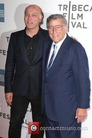 Danny Bennett, Tony Bennett and Tribeca Film Festival