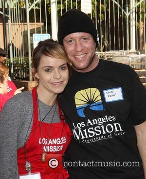 Taryn Manning, Dave Rene and Los Angeles Mission