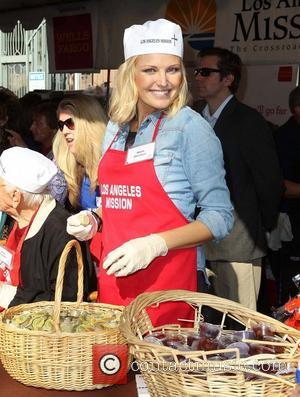 Malin Akerman and Los Angeles Mission