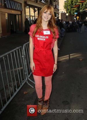 Bella Thorne, LA Mission