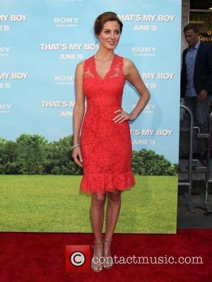 Eva Amurri Martino Premiere of Columbia Pictures 'That's My Boy' Held at the Regency Village Theatre Los Angeles, California -...