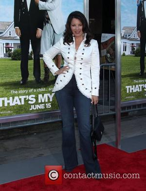 Fran Drescher Premiere of Columbia Pictures 'That's My Boy' Held at the Regency Village Theatre Los Angeles, California - 04.06.12