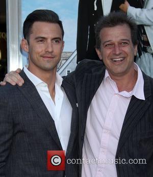 Milo Ventimiglia and Allen Covert