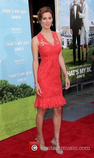 Eva Amurri Martino Premiere of Columbia Pictures' That's My Boy at Regency Village Theatre Westwood, California - 04.06.12