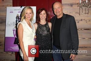Anne Heche, Carrie Preston and Terry O'quinn