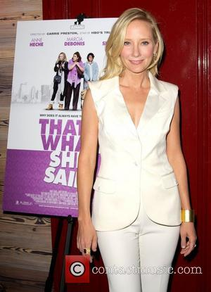 Anne Heche  Phase 4 Films & The Griffin Nightclub present the New York premiere party for 'That's What She...