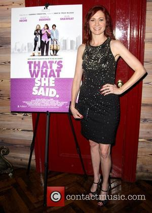 Carrie Preston  Phase 4 Films & The Griffin Nightclub present the New York premiere party for 'That's What She...