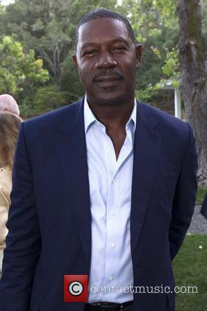 Dennis Haysbert 'The 24 Hour Plays' after performance dinner at Wolf Family Vineyard Yountville, California - 14.07.12