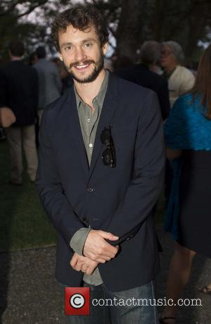 Hugh Dancy 'The 24 Hour Plays' after performance dinner at Wolf Family Vineyard Yountville, California - 14.07.12