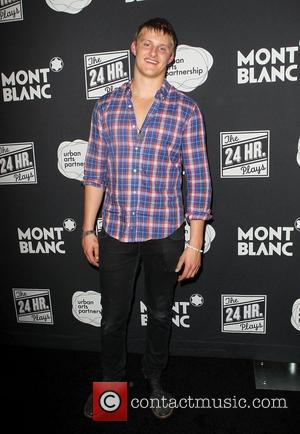 Alexander Ludwig Montblanc presents 'The 24 Hour Plays: Los Angeles', a benefit for Urban Arts Partnership after party at The...