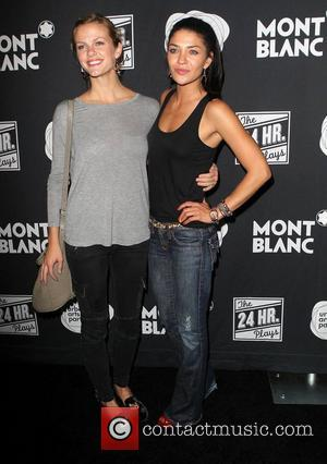 Brooklyn Decker, Jessica Szohr Montblanc presents 'The 24 Hour Plays: Los Angeles', a benefit for Urban Arts Partnership after party...