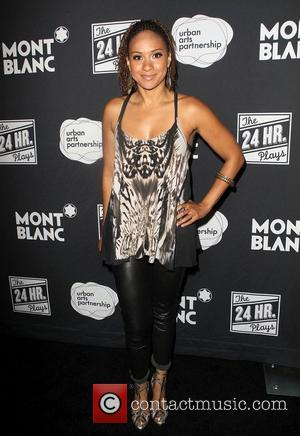 Tracie Thoms Montblanc presents 'The 24 Hour Plays: Los Angeles', a benefit for Urban Arts Partnership after party at The...